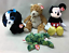 thumbnail 1 - TY Beanie Babies; Croacks, Tracey, Whittle & Mickey Mouse 4 Total