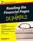 Reading the Financial Pages For Dummies by Michael Wilson (Paperback, 2009)