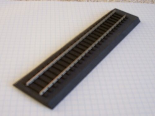 5pcs(30') G Scale 1/4 Black Sound Foam Track Roadbed (Free Sample available)