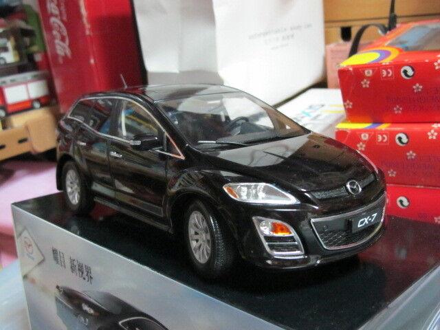 Mazda CX-7 véhicule utilitaire sport hommage 1 18 Voiture Modèle