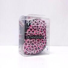 Tangle Teezer Hair Brush Compact Styler 'Pink Kitty' Detangler Hair Brush