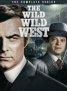 The-Wild-Wild-West-The-Complete-Series-New-DVD-Ships-Fast