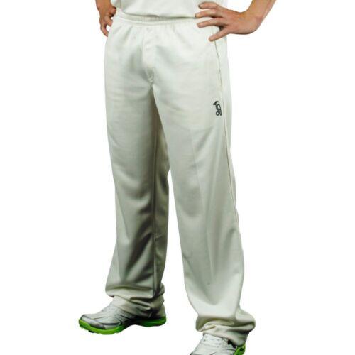 KOOKABURRA Pro Players Junior Cricket Trousers Age 6 8 10 12 14