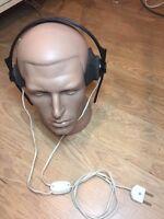 Headphones TON-2m (3200 Ohm) with the volume control HAM RADIO (plastic rim) # 1