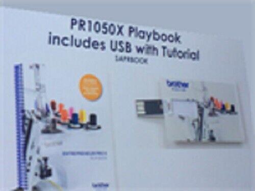 Brother SAPRBOOK PR Playbook for PR Series Manual