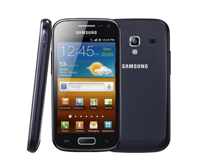 Samsung Galaxy Ace 2 GT-I8160 - 4GB - Onyx Black (Unlocked) Smartphone