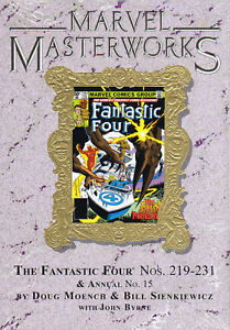 US-Comic-Marvel-Masterworks-HC-264-FANTASTIC-FOUR-MARVEL-englisch-NEU