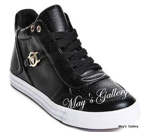 GUESS Sneaker High Top Sport 8 Athletic Walking Schuhe Schuhes Flip Flop 7 8 Sport 9 8.5 249852