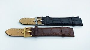 18mm-Omega-Watch-Genuine-Leather-Replacement-Strap-with-Buckle