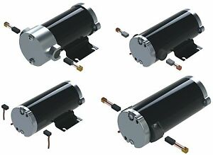 Autopilot hydraulic pump motor brushes reversing hypro for Hydraulic pump motor units