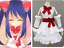 Fairy Tail Wendy Marvell Cosplay Costume white Dress NN.2010
