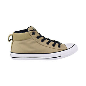 86d80452d3ff Converse Chuck Taylor All Star Street Mid Unisex Shoes Khaki Black ...