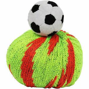 4Pk DMC TTY-15SB  Top This Yarn-Soccer Ball