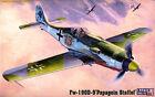 FOCKE WULF FW 190 D-9 PAPAGEIN STAFFEL (FABER, WUBKE, ETC.) 1/72 MASTERCRAFT