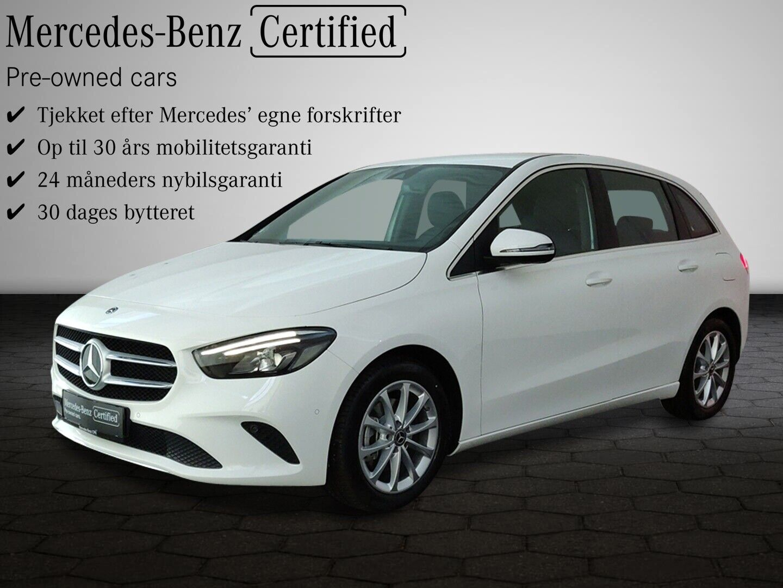Mercedes B200 1,3 Progressive aut. 5d - 334.900 kr.
