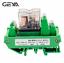 GEYA-2-Channel-Omron-Relay-Module-2NO2NC-DPDT-PLC-RELAY-Interface-12V-24V-AC-DC miniature 3