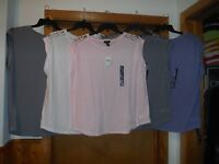 Short Sleeve T-shirts Gap Size 2xl,xl Some Color 60% Cotton 40% Polyester