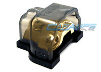 Xscorpion Gold Power / Ground Distribution Block 4 Multi Gauge In / Out on sale