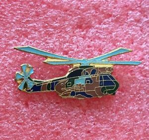 Pins-HELICOPTERE-GENDARMERIE-POLICE-MILITAIRE-Helico