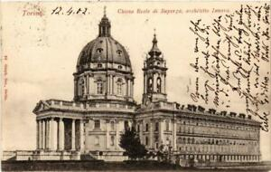 CPA-Torino-Chiesa-Reale-di-Superga-ITALY-542767