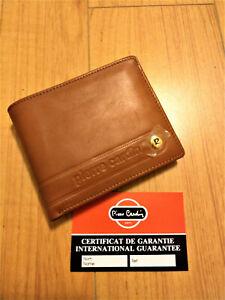 paros billfold wallet with coin pocket