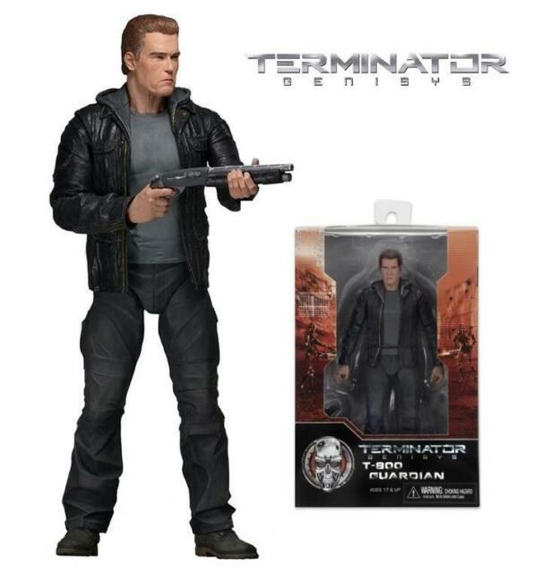 "Terminator Genisys T-800 Guardian 7"" Action Figure  21"