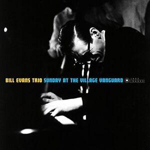 Bill-Evans-Sunday-At-The-Village-Vanguard-New-Vinyl-Gatefold-LP-Jacket-180