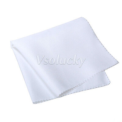"10 x Linen Napkin Polyester Handkerchief Cloth Diner Wedding Party Decor 12""X12"""