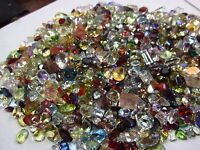 Natural Loose Mixed Faceted Gemstone Parcel Buy Them By The Carat Deal!