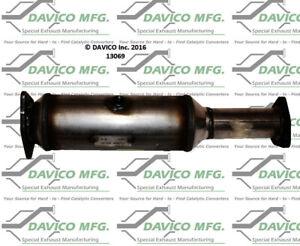 Catalytic Converter-Exact-Fit Davico Exc CA fits 97-99 Jeep Wrangler 2.5L-L4