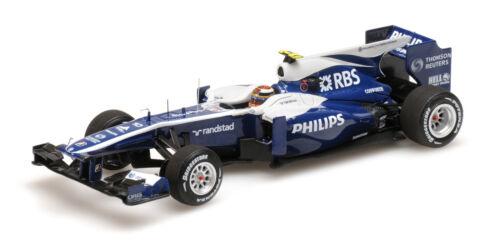 Williams Cosworth Fw32 Nico Hulkenberg F1 2010 MINICHAMPS 1:43 417100010