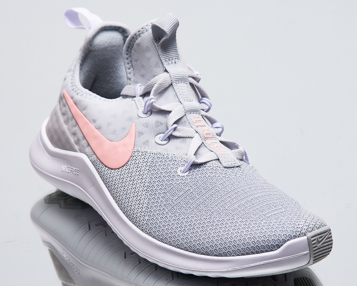 Nike Wmns Free Trainer 8 Femme New Pure Platinum Rose Training Chaussures 942888-006