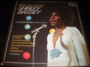 Shirley-Bassey-What-Now-My-Love-Vinyl-Record-LP-Album-MFP-5230-1962