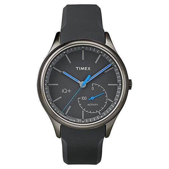 Orologio Uomo Timex Smartwatch Iq+ Tw2p94900 Bluetooth Calorie Distanza Passi