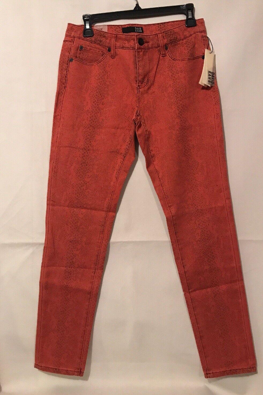 David Kahn Jeans Womens Size 28 Nikki New NWT Los Angeles