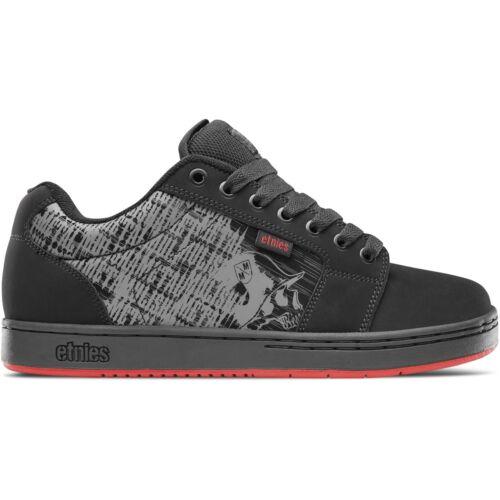 Metal Mulisha Barge XL Black//Black//Red Skate Sneaker Board Etnies