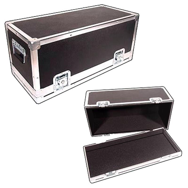 Light Duty ATA Case Recessed Carpet Lined For MESA BOOGIE NOMAD 100 Amp Head
