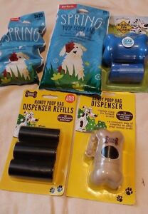 Waste-Bag-Dispensers-amp-Refill-Rolls-for-out-Walking-your-Dogs