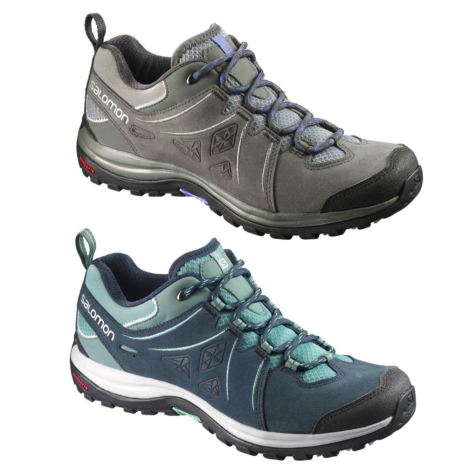 Salomon Ellipse 2 LTR Damen Wanderschuhe Laufschuhe Schuhe atmungsaktiv NEU