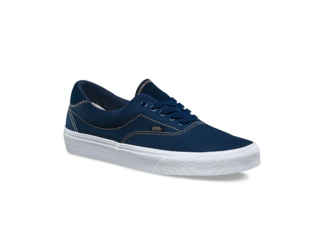 8527c22d30e1a0 VANS Era 59 C s Dress Blues Sand Women s 8 Men s 6.5 Skate Shoes ...