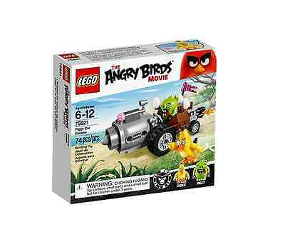 Lego Angry Birds - Piggy Car Escapes - 75821 -  AU Stock In Hand