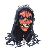 EVIL Zucca Teschio #mask Misura Adulto Horror Halloween Party Costume Accessorio