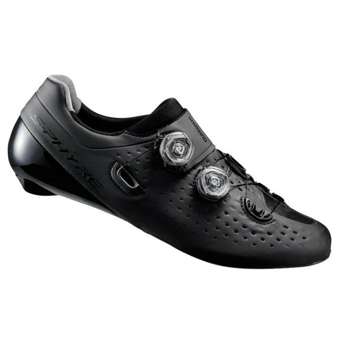 Shimano RC9L Road racing cycling schuhe with carbon sole, boa adjustment.