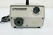 Techniquip Foi 150 Fiber Optic Illuminator Light Source 18480