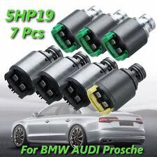 GENUINE 5HP19 Transmission Solenoids Kit 7PCS For BMW AUDI Prosche High Quality