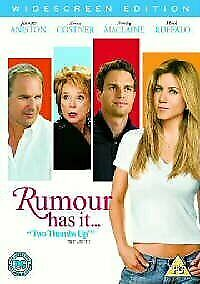 Rumour Has It [DVD] [2005], , Used; Good DVD
