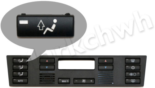 Air Vent arriba BMW 5-Series//X5 E39//E53 Calentador Control del Clima A//C Aire Con Botón