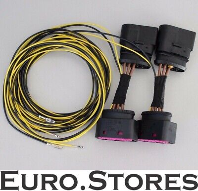Audi Q7 4L xenon headlights wiring harness cable connector Bixenon loom New  | eBay | Audi Q7 Headlight Wiring Harness |  | eBay