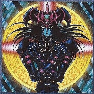 F3116 YUGIOH Playmat Kalin Kessler Infernity Necromancer Guardian Archfiend