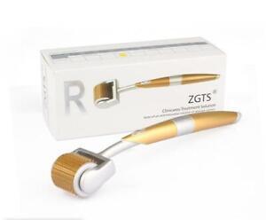 Zgts Derma Roller титан Micro 192/540 игл против старения морщины уход за кожей